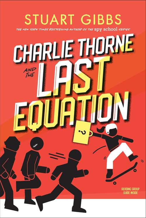 Charlie Thorne and the Last Equation (Charlie Thorne)