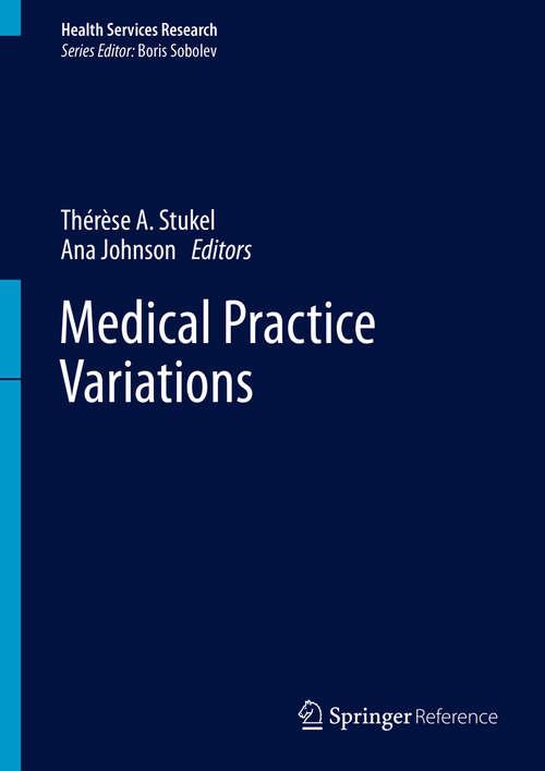 Medical Practice Variations