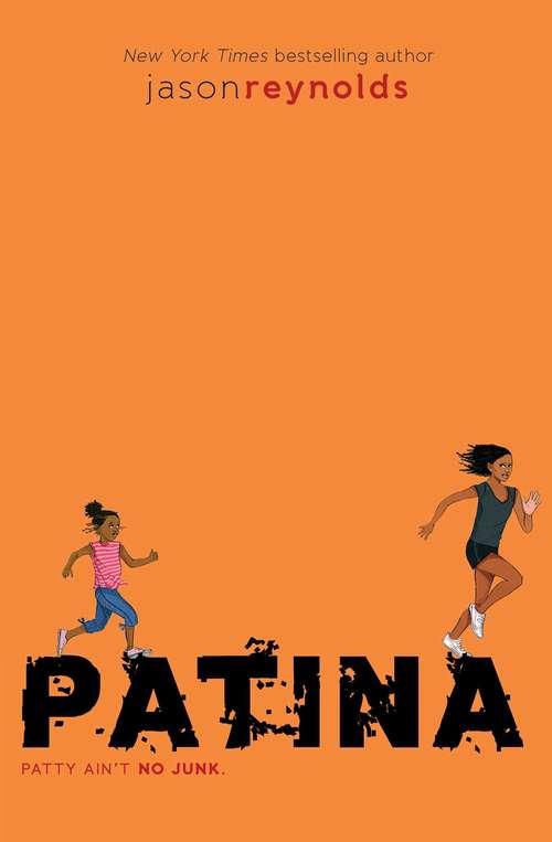 Patina: Ghost; Patina; Sunny; Lu (Track  #2)