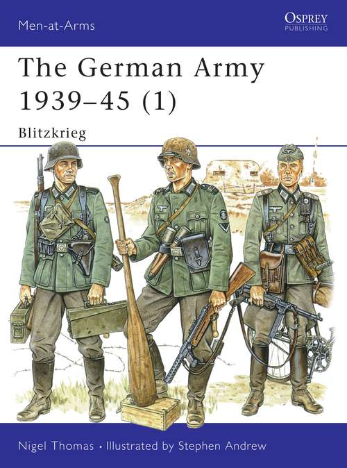 The German Army 1939-45