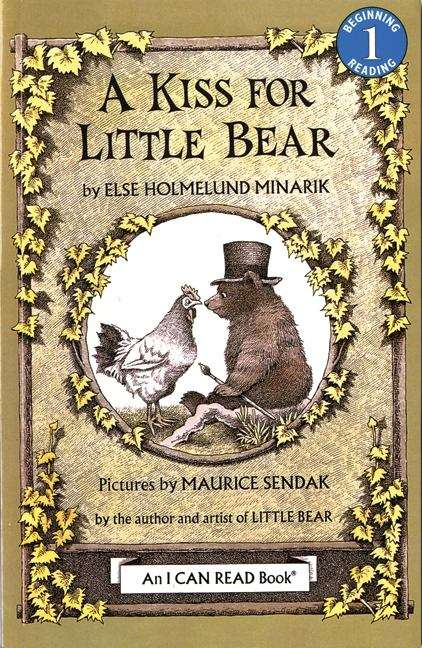 A Kiss For Little Bear (I Can Read! #Level 1)