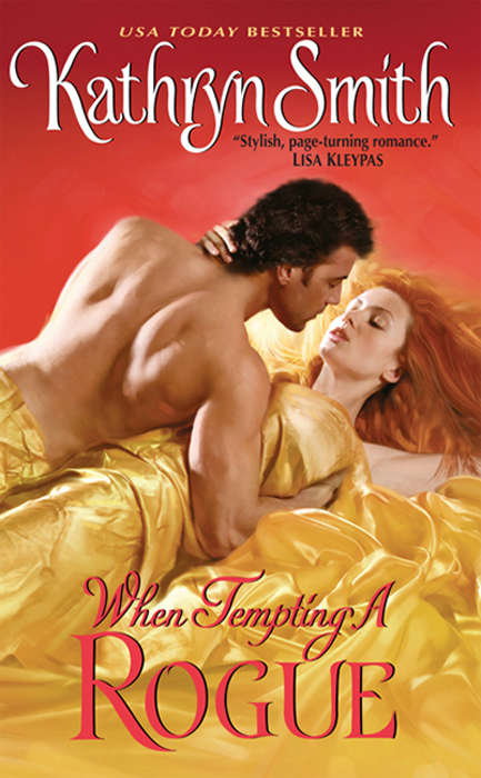 When Tempting a Rogue (Victorian #3)