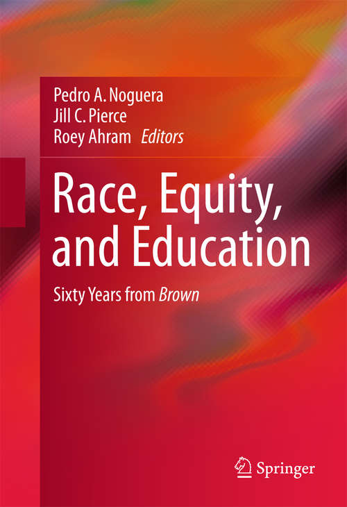 Race, Equity, and Education