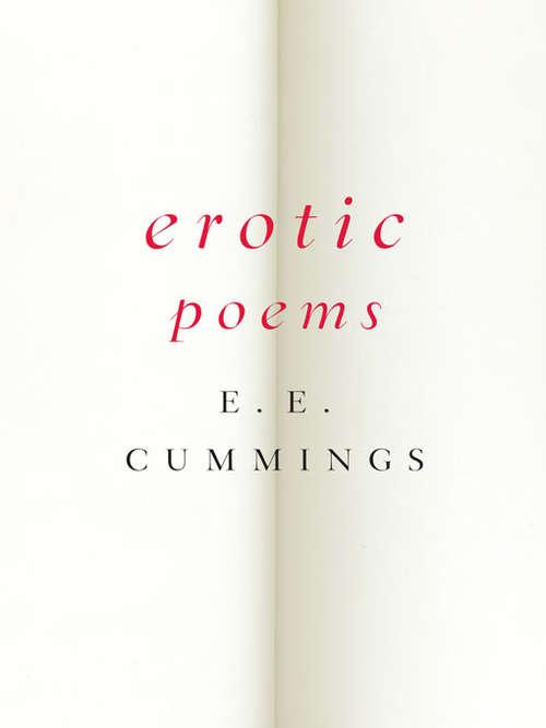 Erotic Poems