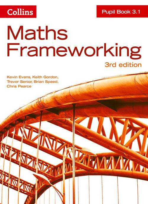 Maths Frameworking | UK education collection