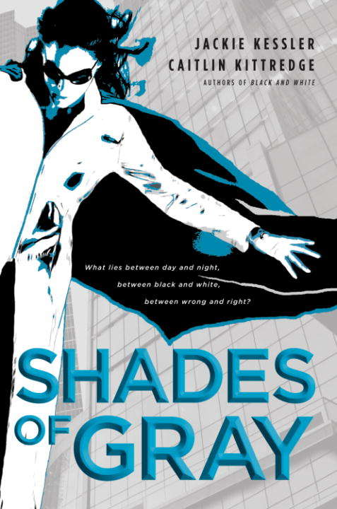 Shades of Gray (Icarus Project #2)