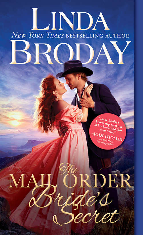 The Mail Order Bride's Secret (Outlaw Mail Order Brides #3)