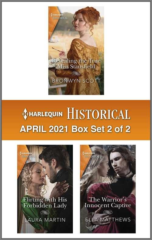 Harlequin Historical April 2021 - Box Set 2 of 2