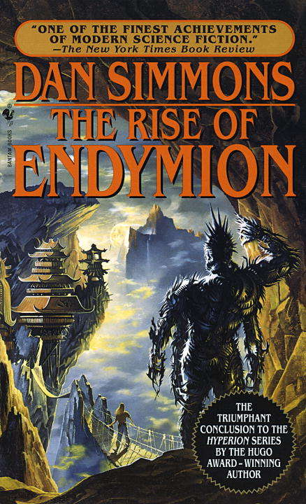 Rise of Endymion: Hyperion, The Fall Of Hyperion, Endymion, The Rise Of Endymion (Hyperion Cantos Ser. #4)