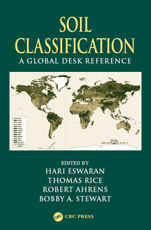 Soil Classification: A Global Desk Reference