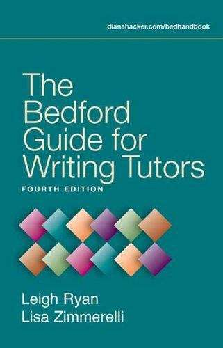 The Bedford Guide for Writing Tutors (4th Ed)