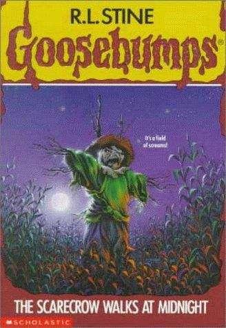 The Scarecrow Walks at Midnight (Goosebumps #20)