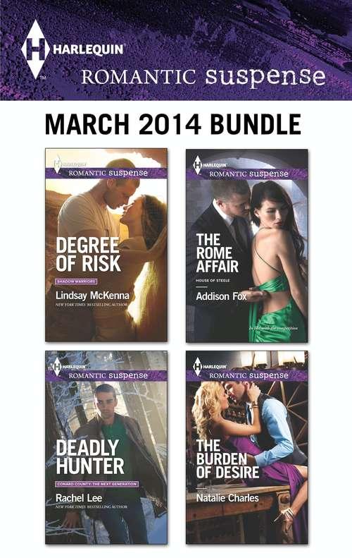 Harlequin Romantic Suspense March 2014 Bundle