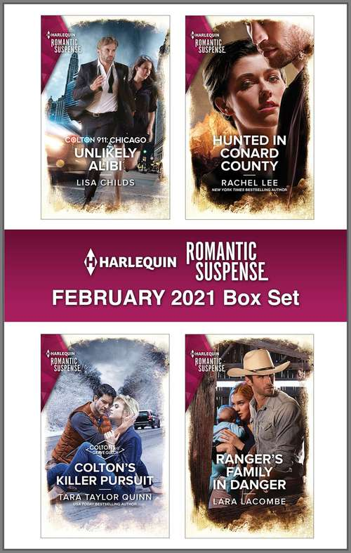 Harlequin Romantic Suspense February 2021