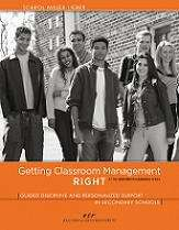 Getting Classroom Management Right: Guided Discipline and Personalized Support in Secondary Schools