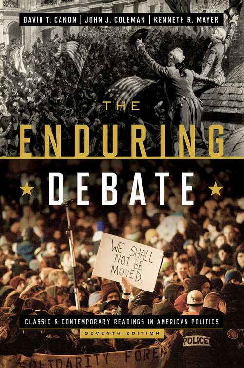 The Enduring Debate (Seventh Edition)