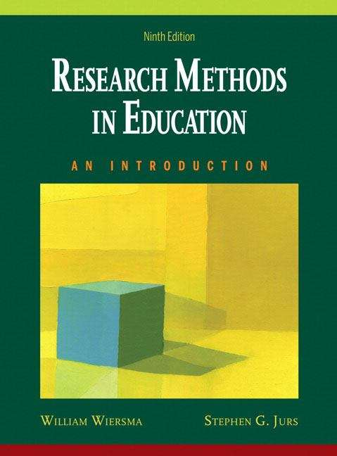 research methodology in engineering education