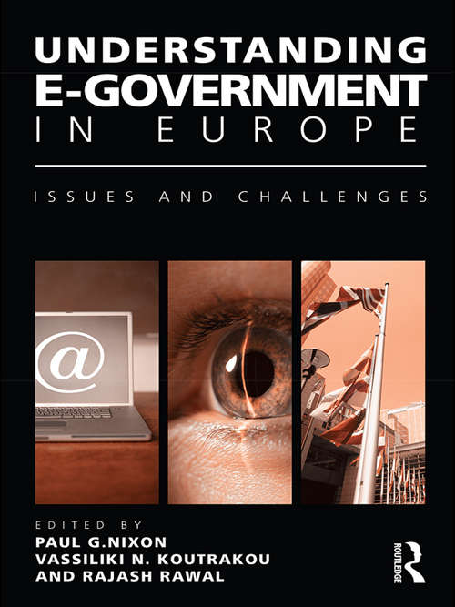 Understanding E-Government in Europe: Issues and Challenges