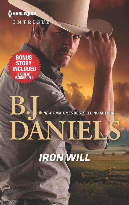 Iron Will & Justice at Cardwell Ranch (Cardwell Ranch: Montana Legacy #2)