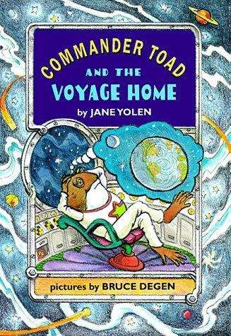 Commander Toad and the Voyage Home (Commander Toad #7)