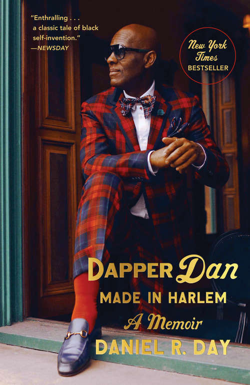 Collection sample book cover Dapper Dan by Daniel R, Day