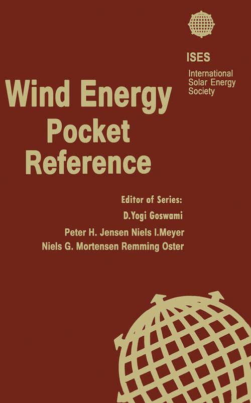Wind Energy Pocket Reference (Energy Pocket Reference)