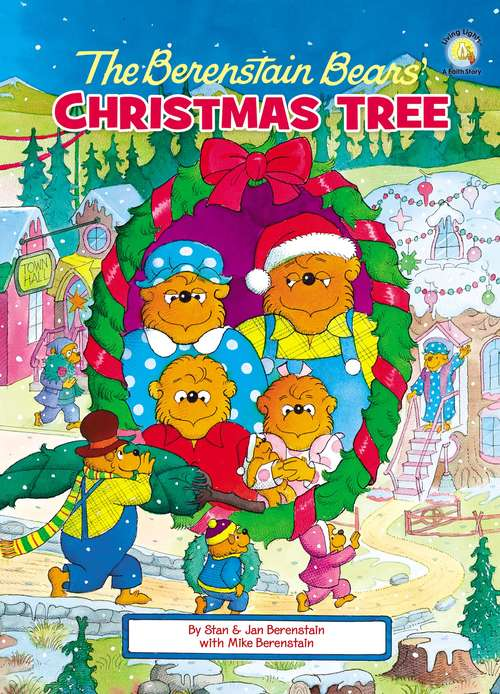The Berenstain Bears' Christmas Tree (I Can Read! #Level 1)