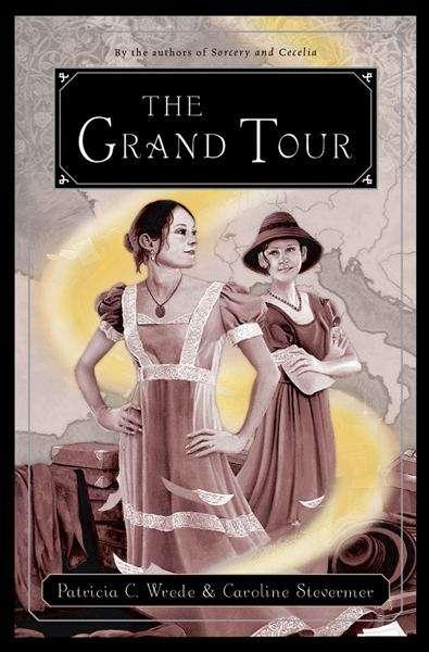 The Grand Tour, or The Purloined Coronation Regalia