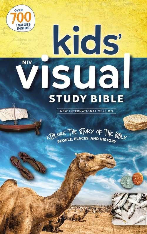 NIV Kids' Visual Study Bible, Full Color Interior