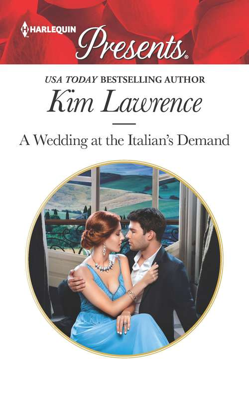 A Wedding at the Italian's Demand: A Wedding At The Italian's Demand / Seducing His Convenient Innocent (Mills And Boon Modern Ser.)