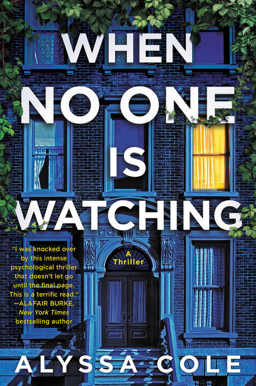 Collection sample book cover When No One is Watching by Alyssa Cole