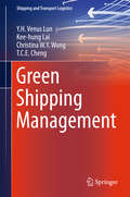 Green Shipping Management