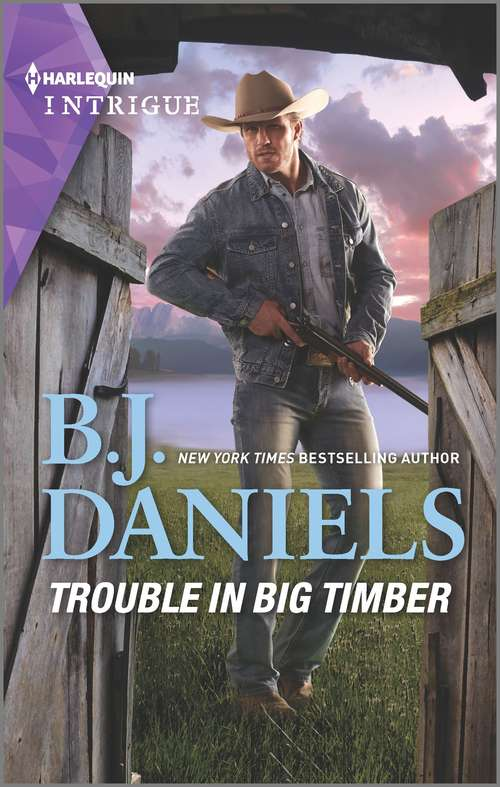 Trouble in Big Timber (Cardwell Ranch: Montana Legacy #5)