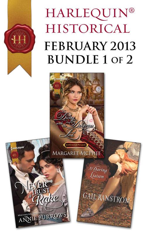 Harlequin Historical February 2013 - Bundle 1 of 2