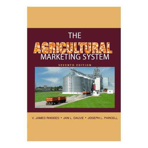 The Agricultural Marketing System