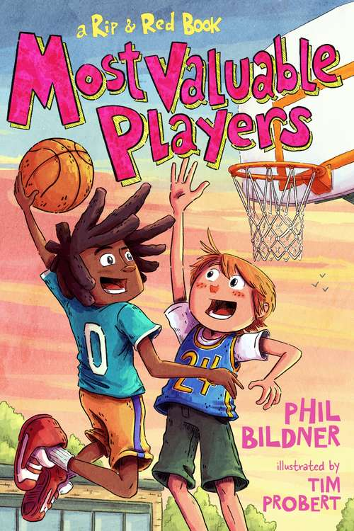 Most Valuable Players: A Rip & Red Book (Rip and Red #4)