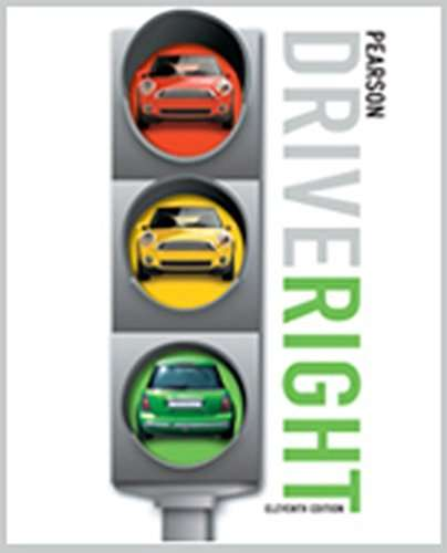 Pearson Drive Right (11th Edition): Skills and Application Workbook
