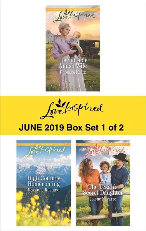 Harlequin Love Inspired June 2019 - Box Set 1 of 2: An Anthology