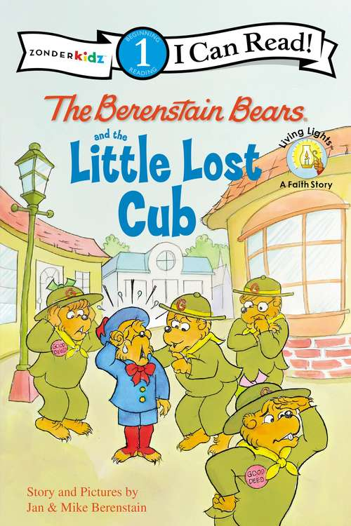 The Berenstain Bears and the Little Lost Cub: Level 1 (I Can Read! #Level 1)