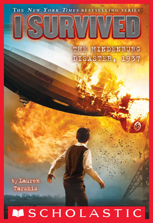 Collection sample book cover I Survived the Hindenburg Disaster, 1937 (I Survived #13)