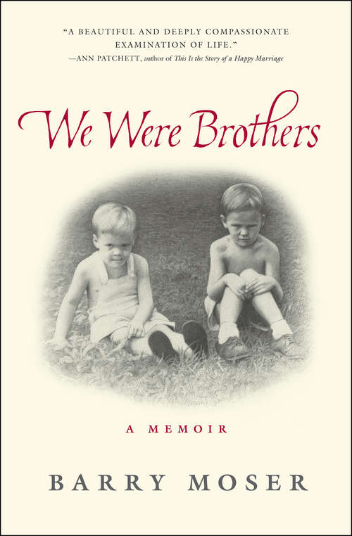 We Were Brothers: A Memoir