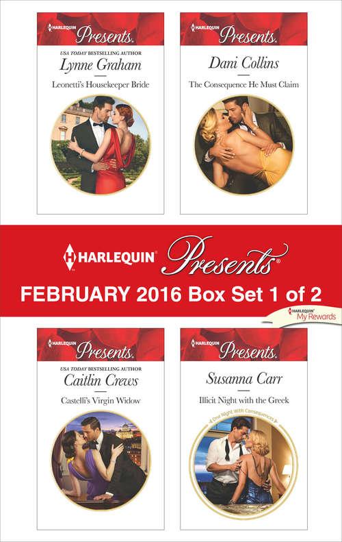 Harlequin Presents February 2016 - Box Set 1 of 2: An Anthology