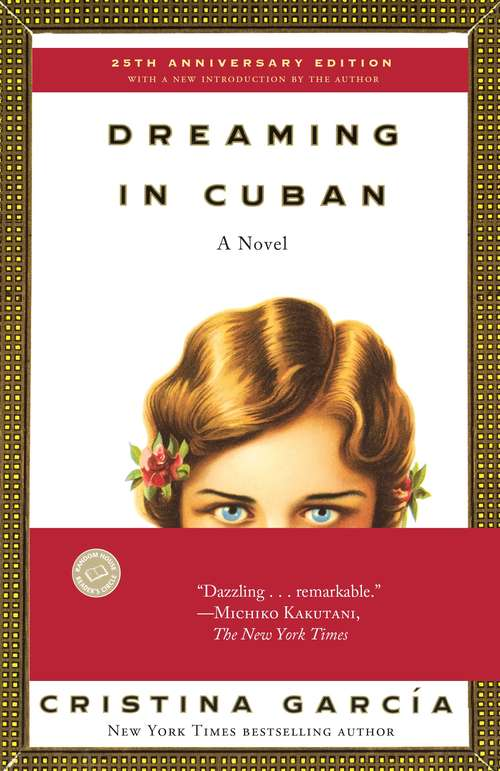 Collection sample book cover Dreaming in Cuban by Cristina Garcia