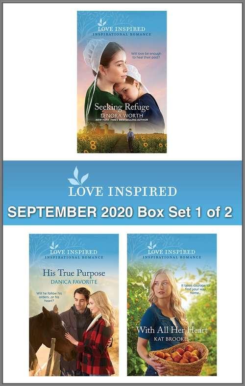 Harlequin Love Inspired September 2020 - Box Set 1 of 2: An Anthology