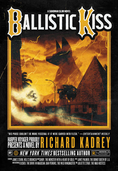 Ballistic Kiss: A Sandman Slim Novel (Sandman Slim #11)