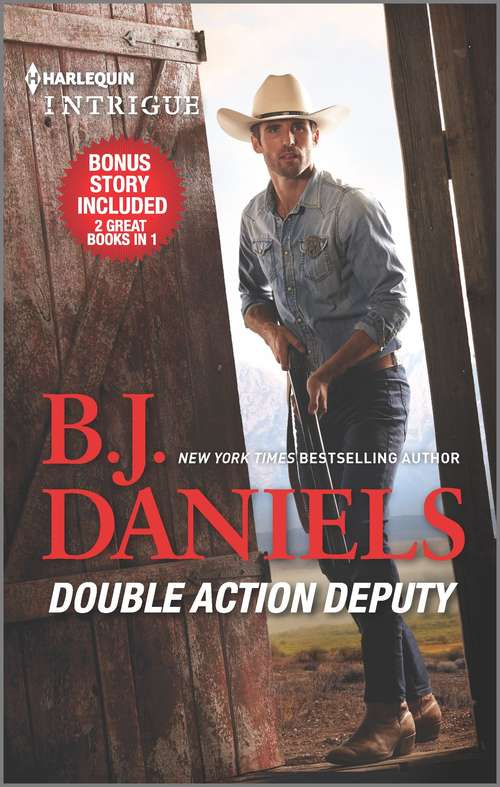 Double Action Deputy & Hitched!: Double Action Deputy / Running Out Of Time (tactical Crime Division) (Cardwell Ranch: Montana Legacy Ser. #4)