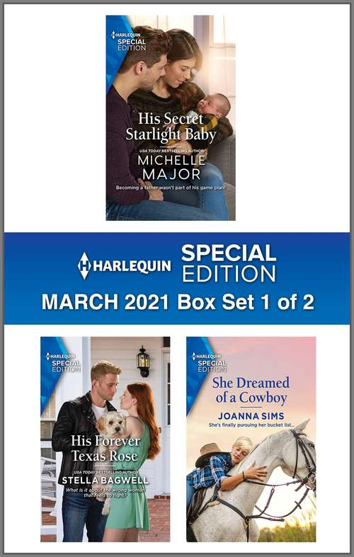 Harlequin Special Edition March 2021 - Box Set 1 of 2