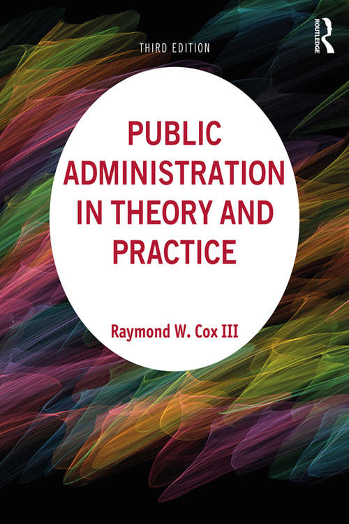 Public Administration in Theory and Practice