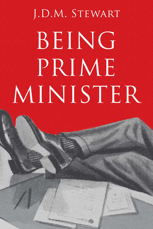 Being Prime Minister