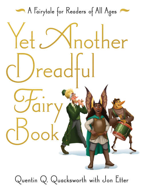 Yet Another Dreadful Fairy Book (Those Dreadful Fairy Books)